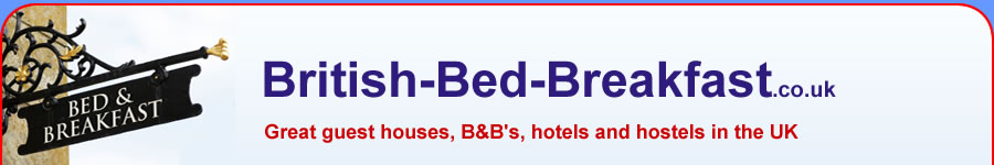 Find British Bed and Breakfast accommodation